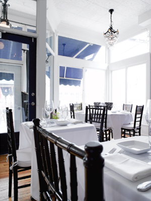 Reservations at Tallulah on Thames in Newport, RI