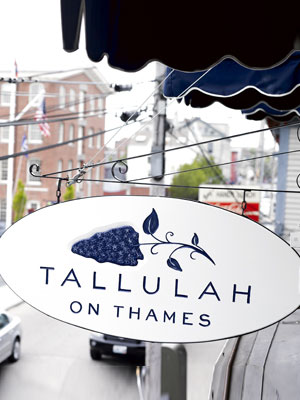 The Team of Tallulah on Thames in Newport, RI